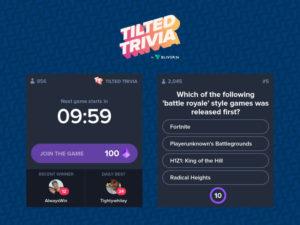 SLIVER.tv Tilted Trivia