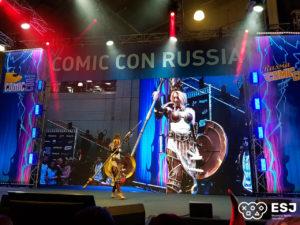 «Игромир» и «Сomic Con» 2018