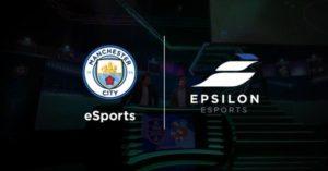 manchester city esports epsilon