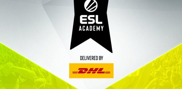 ESL-Academy-DHL-Dota 2
