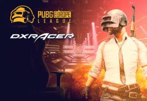PUBG-Europe-League-DXRacer