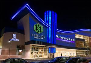 Киберспортивный центр Helix открывается в Patriot Place