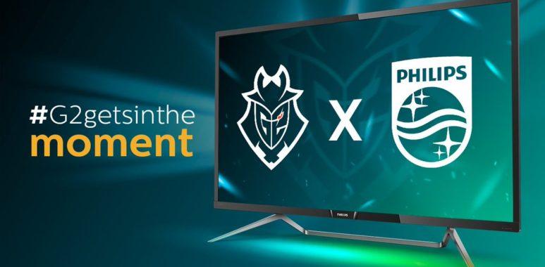 G2-Esports-Philips-Partnership