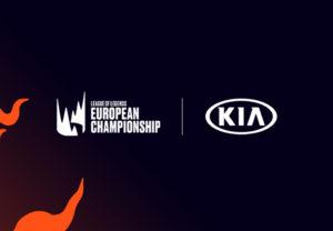 Kia Motors, Riot Games и LEC