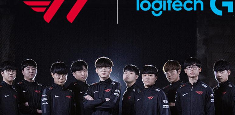 Logitech G- T1