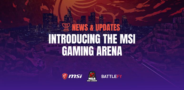 MSI и Battlefy в Соединенных Штатах