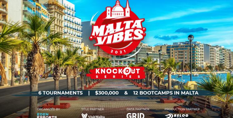 Информационные партнеры Malta Vibes Knockout Series